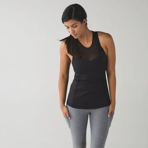 Lululemon | Running in the City High Neck Top